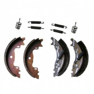 Zapatas de freno KNOTT 160x35,Tambor 160 mm  Compatible