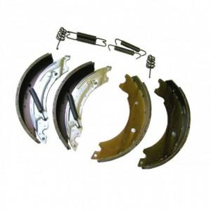 Zapatas de freno KNOTT 200x50,Tambor 200 mm  Compatible