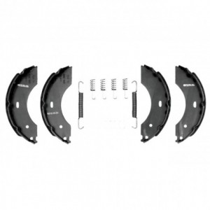 Zapatas de freno ALKO 230x60,Tambor 230 mm  Compatible