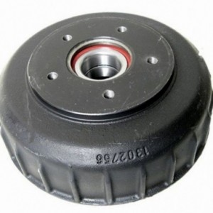 Tambor de freno ALKO 230 mm, 2361 EURO Rodamiento compacto 5T-67x112 (Mercedes)