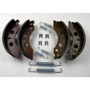 Zapatas de freno ALKO 200x50,Tambor 200 mm  Compatible