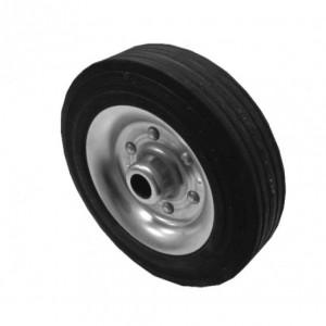 Rueda repuesto rueda jockey KNOTT 200x60 Goma maciza-Llanta chapa