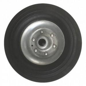 Rueda repuesto rueda jockey KNOTT 220x65 Goma maciza-Llanta chapa