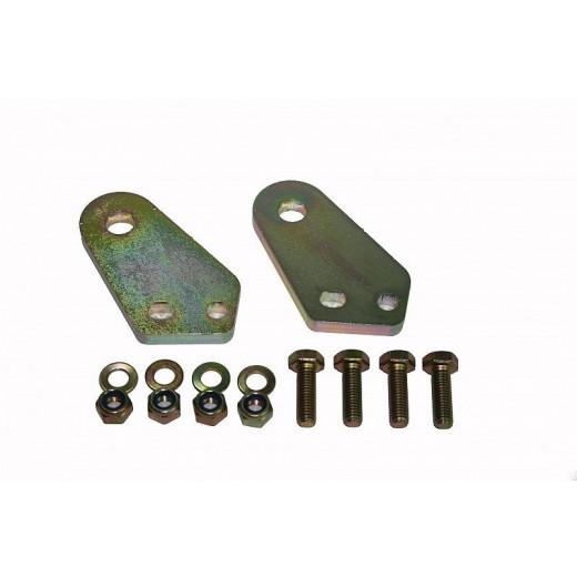 Soporte amortiguador de suspension ALKO, roscado (montaje desde el exterior)