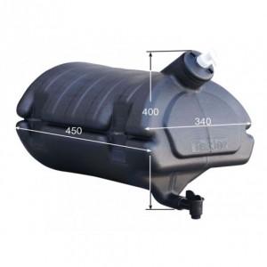 Deposito de agua 30 litros con jabonera (BIDON-1)