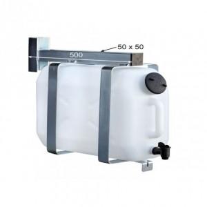 Deposito de agua 25 litros con soporte (BIDON-3)
