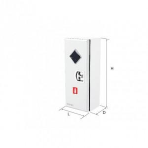 Cajon extintor sencillo con ventana 6-9 kg
