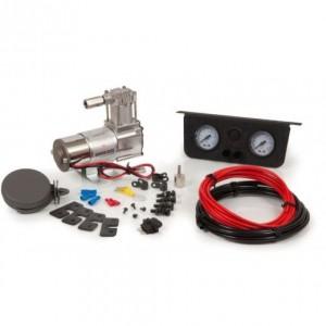 Kit de mandos con compresor manual Universal 2 vias