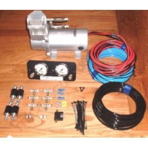 Kit de mandos con compresor manual Especifico 2 vias FIAT DUCATO X250 Chasis ALKO (07/2006-)